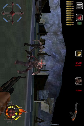 Screenshot Be Free or die (Zombies 3D FPS)
