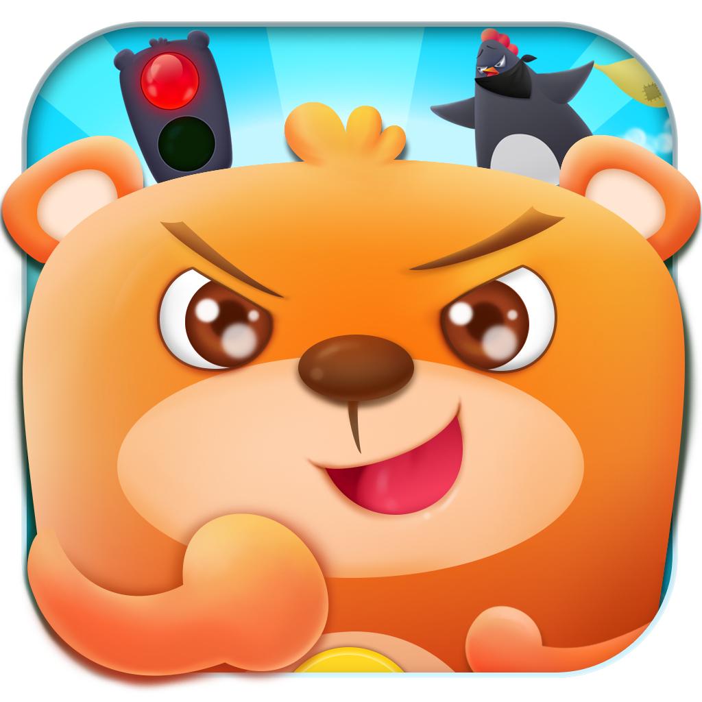 可爱萌物:各式各样的可爱动物,包括萌萌的大卫熊,聪明可爱的美眉兔